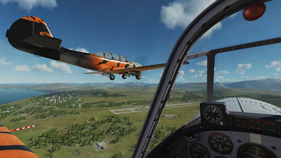 Screenshot DCS World 4 site