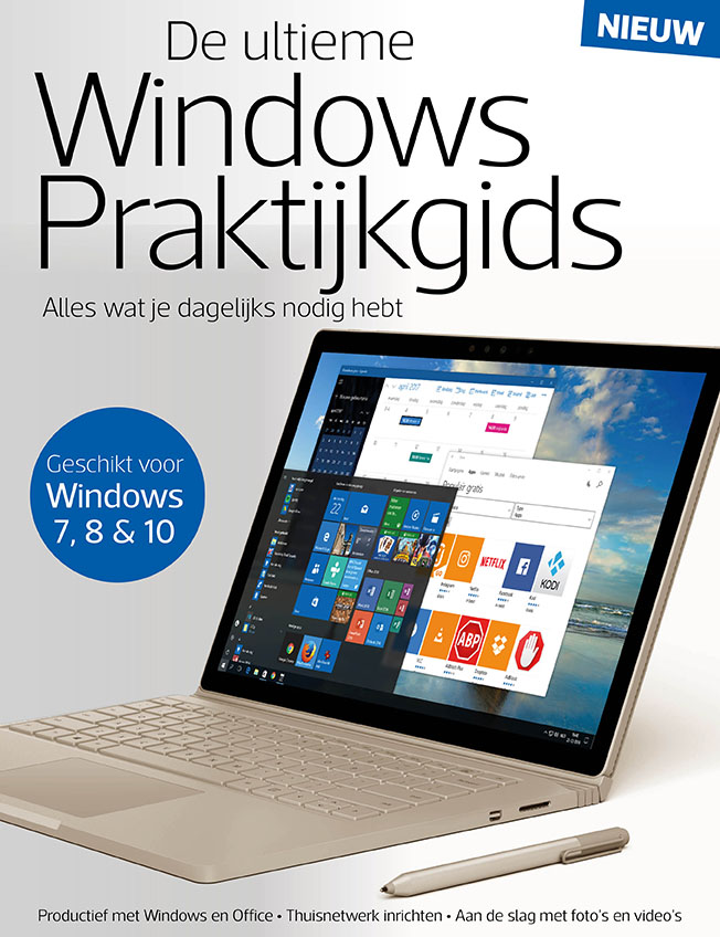 Windows Praktijkgids 2017